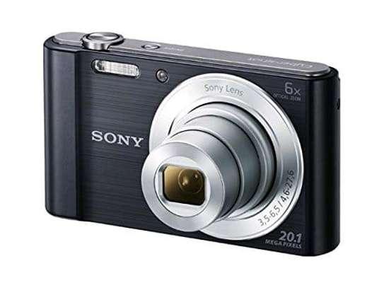 Sony Cyber-shot DSC-W810 Digital Camera image 1