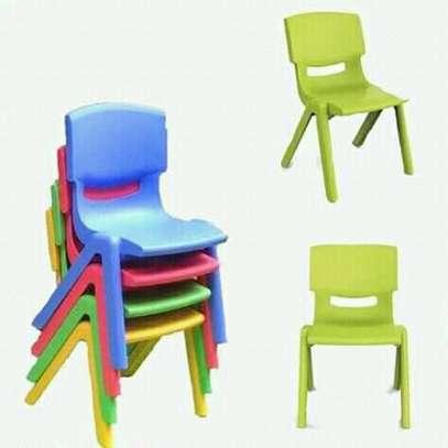 kindergaten chairs image 1