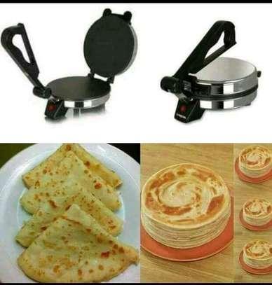8inch  chapati maker/roti maker/electric chapati maker image 3