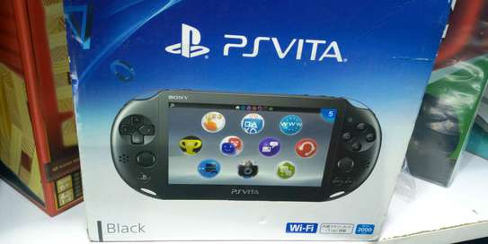 Playstation Vita Game Console