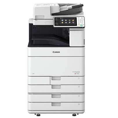 ImageRunner Advance C3520imf +2set toners color printer image 1