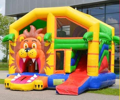 Bouncing castles for hire