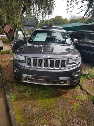 Top-Notch Clean Jeep Grand Cherokee Ex-diplomatic image 2