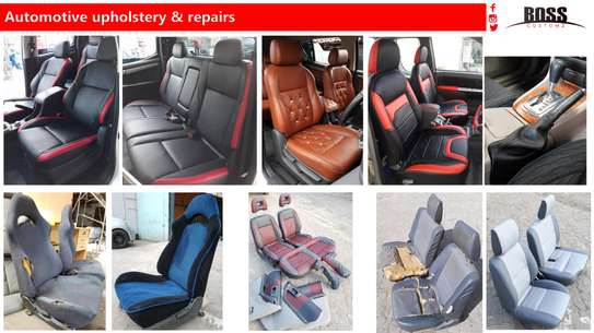 Boss Customz: Complete Interior Car Renew Upholstery image 2