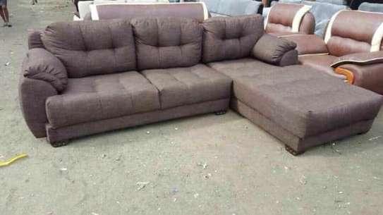 L shape sofa image 1