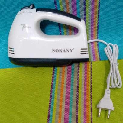 Sokany hand mixer image 1