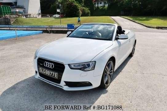 Audi A5 2.0T Quattro Convertible image 2