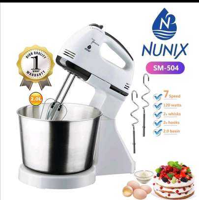 7 speed stand mixer image 1