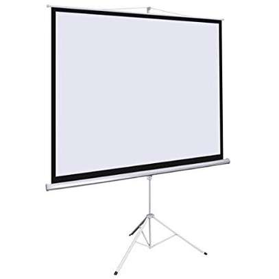 Best Quality Projection Screens For Hire image 1