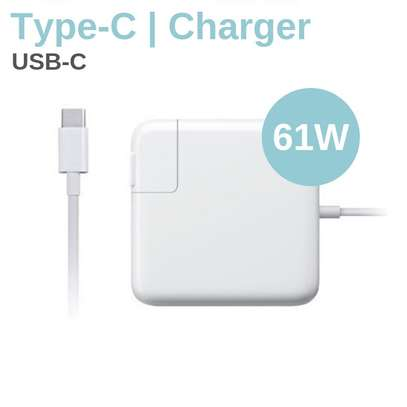 Apple Macbook Pro 61W MagSafe Charger   USB-C Power Adapter