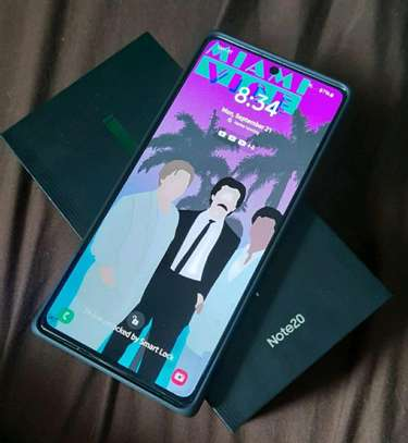 Samsung Galaxy S8 Plus 128 Gigabytes. Well Kept And ON WarrantySamsung Galaxy S8 Plus 128 Gigabytes. Well Kept And ON WarrantySamsung Galaxy Note 20 512Gigabytes. Well Kept And ON Warranty image 1