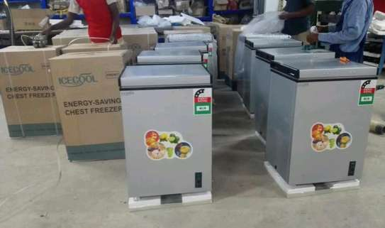 ICECOOL 109 LITRES CHEST FREEZER -BD109 image 5