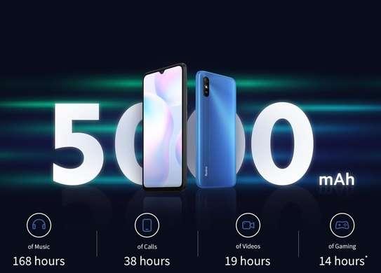 Redmi 9A, 6.53, 4G, 32GB+2GB RAM, 13MP Camera, 5000 MAh. image 3
