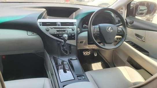 Lexus RX image 2