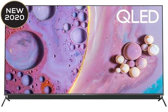 55C815 QLED Android 4k UHD TV- 2020 Model image 1