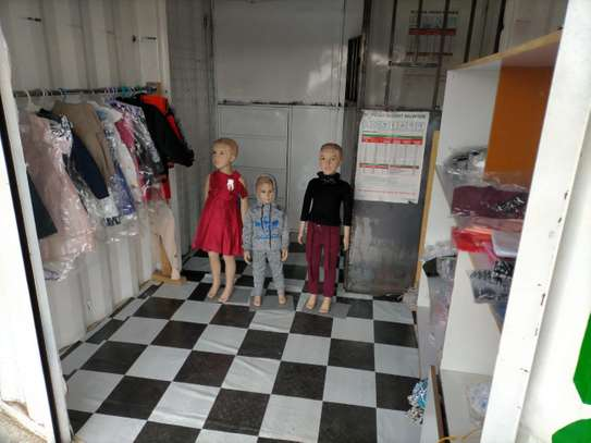 Baby clothes shop for sale image 10