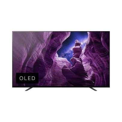 KD55A8H 55 Inch OLED 4K UHD Smart OLED TV image 1