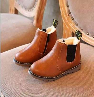 Vintage Martin leather boots