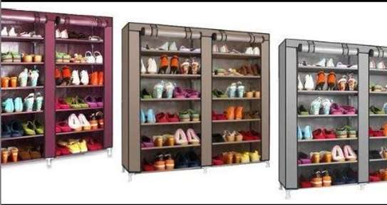 2 column shoe rack image 1