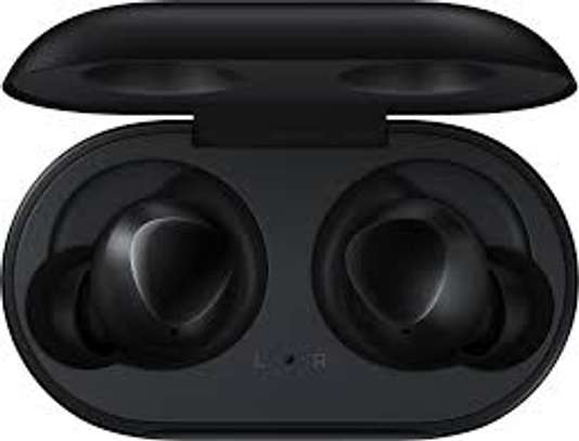 SAMSUNG EAR BUDS  BLACK image 1