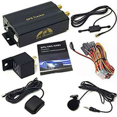 GSM GPRS Car GPS Tracker Vehicle Trackerwith SOS Over-Speed Alarm