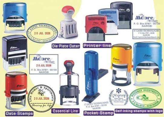 Rubber Stamps & Company Seals