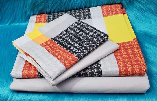 Classy Cotton Bed sheets(6pcs) image 3