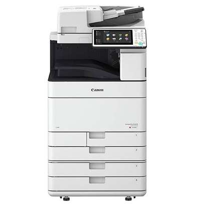 ImageRunner Advance C3520imf +2set toners color printer image 2