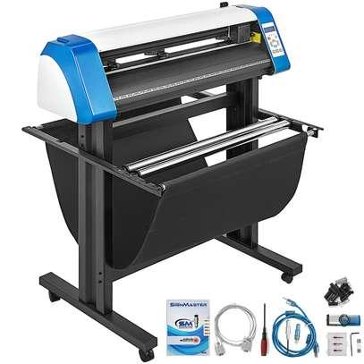 Vinyl Cutter Plotter Cutting  Graphics Desktop Software image 1