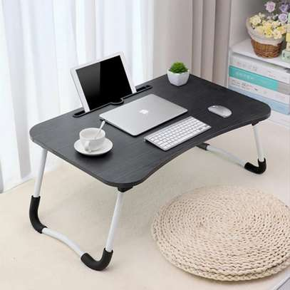 Laptop Desk/Coffee Table with Foldable Stands image 1