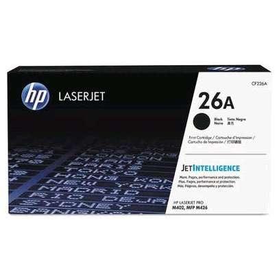 HP printer LaserJet pro M402 toner cartridge CF266A image 6