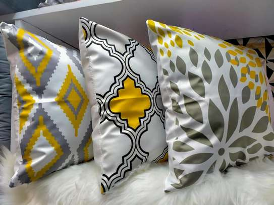 Decorative Pillow Covers image 2