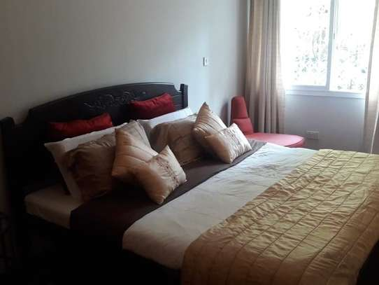 Furnished 2 bedroom apartment for rent in Kileleshwa image 8
