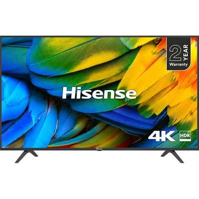 Hisense 55 inches Smart Digital 4k Tvs