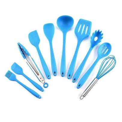 Silicone spoon set image 1