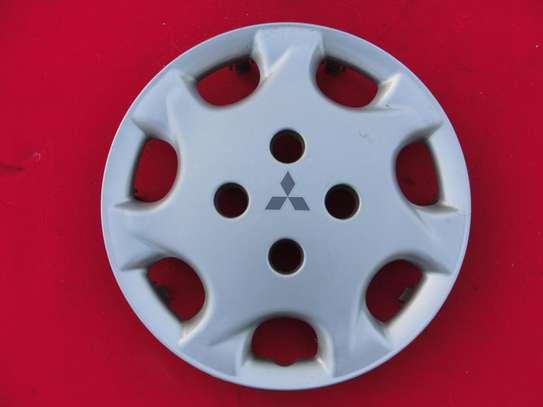 "Original EX Japan wheel caps for all models sizes 14"" 15"" 16"" image 3"