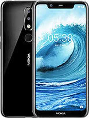 "Nokia 5.1Plus - 5.8"" HD+ - 32GB- 3GB RAM- Dual SIM"
