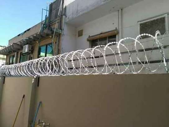 Razor wire Delivery and Installation image 1