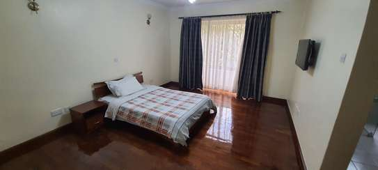 Furnished 3 bedroom apartment for rent in Kileleshwa image 8
