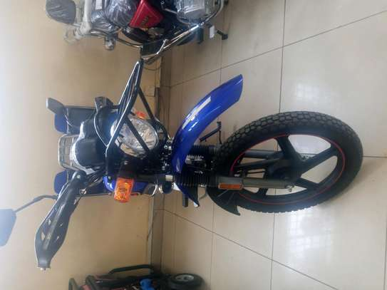 Boda boda motorbike image 1