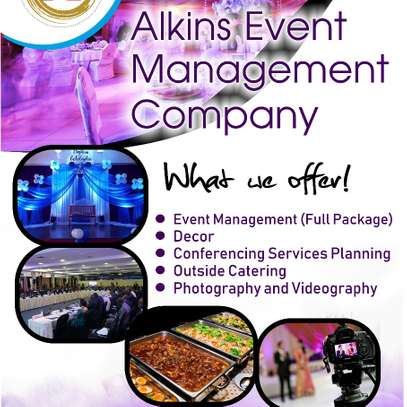 Alkins event management company