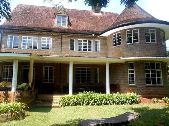 4 bedroom townhouse for rent in Karen image 7
