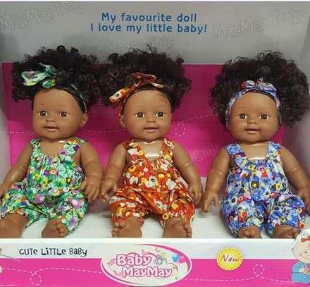 African dolls image 2