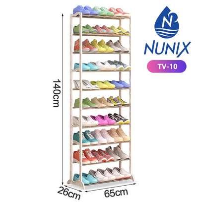 10 tier shoe rack image 1