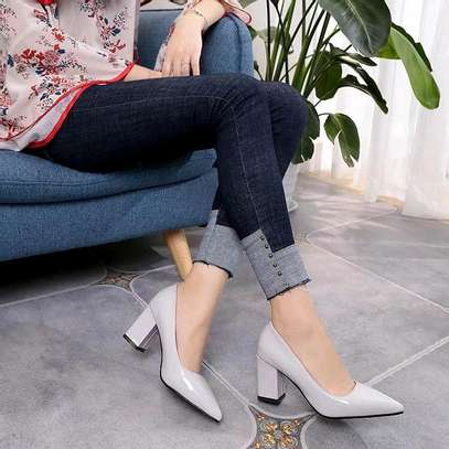 2 inch heels  ladies formal shoes image 2