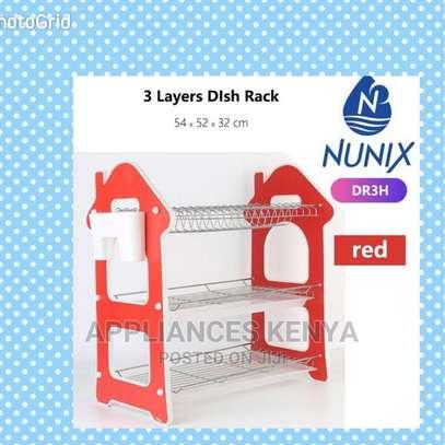 3 Layer Dish Rank image 1