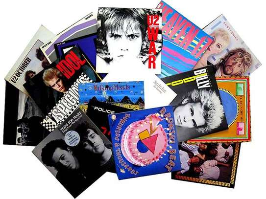 Records / Vinyls Albums Collectibles / for Serious Collectors!