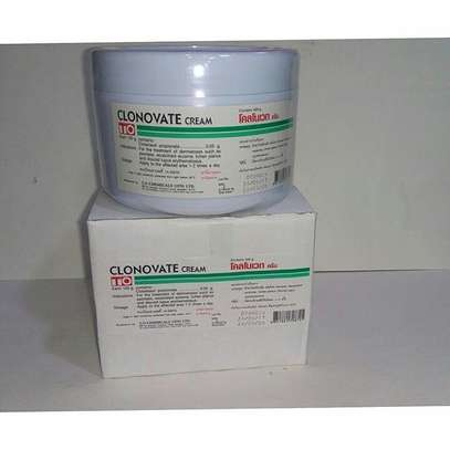 Clonovate whitening cream