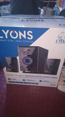 Lyons subwoofer image 1