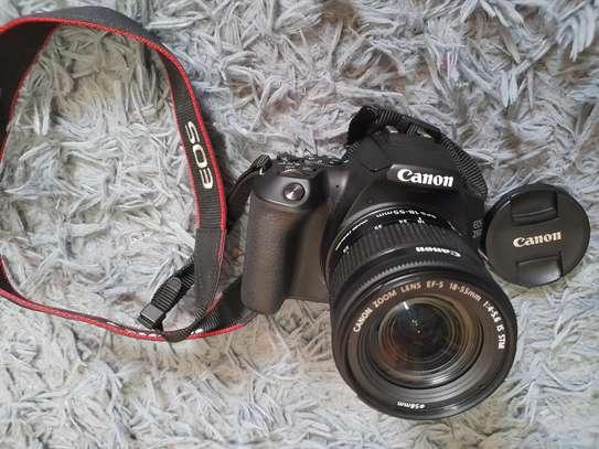 CANON EOS250D + 64GB SD+ FREE CAMERA BAG image 2
